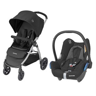 Maxi-Cosi Gia Travel Sistem Bebek Arabası  / Essential Black