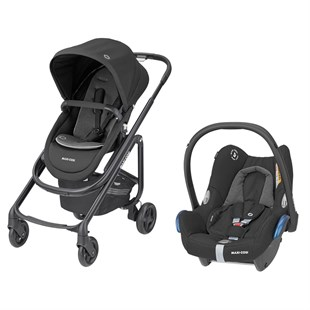 Maxi-Cosi Lila SP Travel Sistem Bebek Arabası / Essential Black