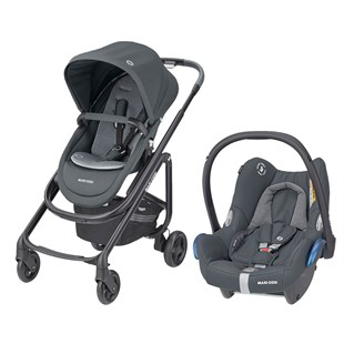 Maxi-Cosi Lila SP Travel Sistem Bebek Arabası / Essential Graphite